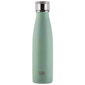 Built 500ml Double Walled Stainless Steel Water Bottle Mint