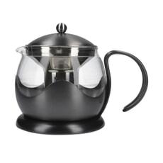 La Cafetiere Edited 4 Cup Le Teapot Gun Metal Grey