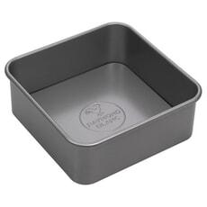 Raymond Blanc Bakeware - 8 Inch Loose Base Square Cake Tin
