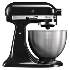 KitchenAid Classic Mixer 4.3L Black 5K45SSBOB