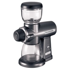 KitchenAid Artisan Coffee Burr Grinder Metallic Grey