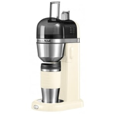 KitchenAid Personal Coffee Machine Almond Cream