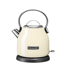 KitchenAid 1.25L Kettle Almond Cream