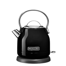 KitchenAid 1.25L Kettle Onyx Black