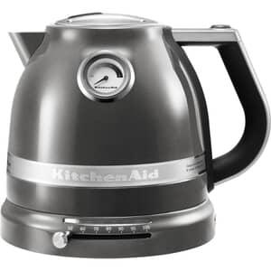 KitchenAid Artisan 1.5L Kettle Medallion Silver