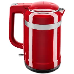 KitchenAid 1.5L Design Jug Kettle Empire Red