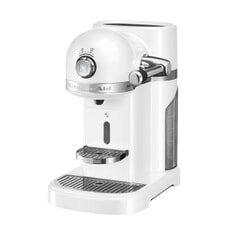 KitchenAid Artisan Nespresso Maker - Frosted Pearl