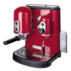KitchenAid Artisan Espresso Machine Empire Red