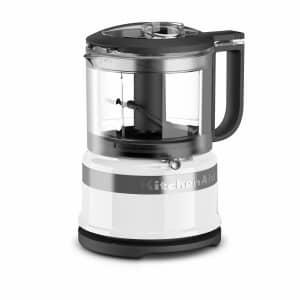 KitchenAid Mini Food Processor White