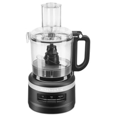 KitchenAid 1.7L Food Processor Matte Black