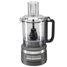 KitchenAid 1.7L Food Processor Charcoal Grey