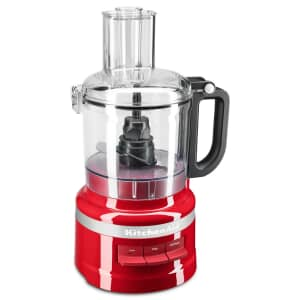 KitchenAid 1.7L Food Processor Empire Red