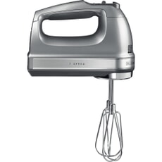 KitchenAid 7 Speed Hand Mixer Contour Silver