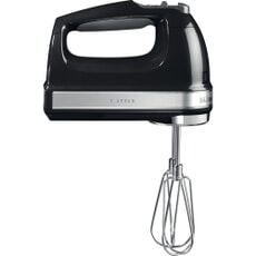 KitchenAid 7 Speed Hand Mixer Onyx Black