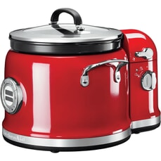 KitchenAid Multi Cooker And Stir Tower Bundle Empire Red