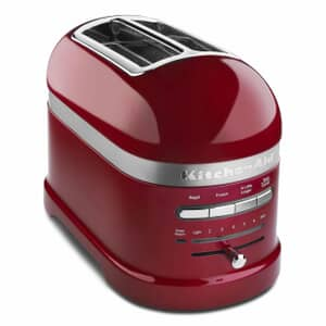 KitchenAid Artisan Toaster 2 Slice Candy Apple