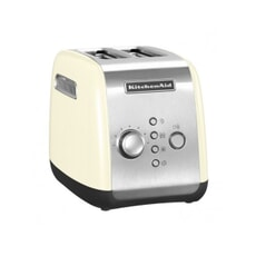 KitchenAid 2 Slot Toaster Almond Cream