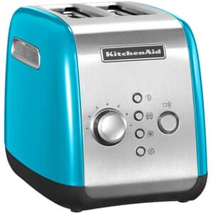KitchenAid 2 Slot Toaster Crystal Blue