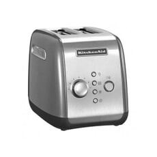 KitchenAid 2 Slot Toaster Contour Silver