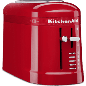 KitchenAid Limited Edition Queen Of Hearts 2 Slice Long Slot Design Toaster