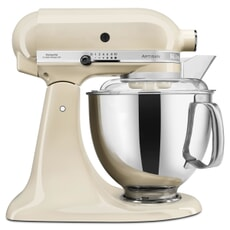 KitchenAid Artisan Mixer 4.8L Almond Cream (5KSM175PSBAC)