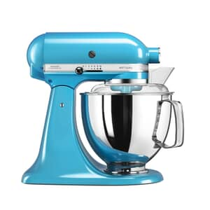 KitchenAid Artisan Mixer 4.8L Crystal Blue (5KSM175PSBCL)