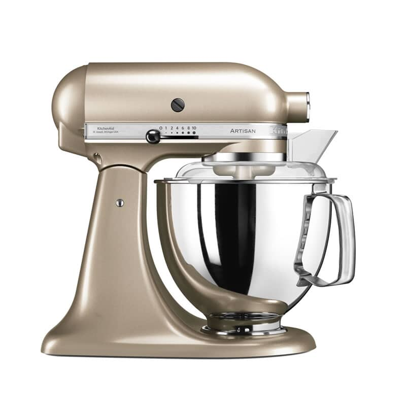 Kitchenaid Artisan Mixer 4 8l Golden Nectar 5ksm175psbcz