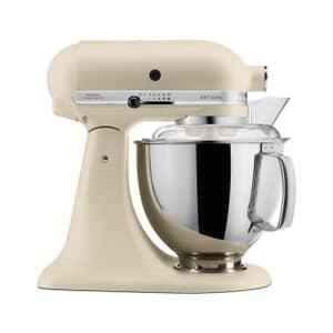 KitchenAid Artisan Mixer 4.8L Fresh Linen (5KSM175PSBFL)