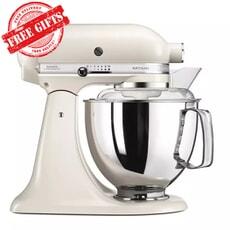 KitchenAid Artisan Mixer 4.8L Cafe Latte (5KSM175PSBLT)