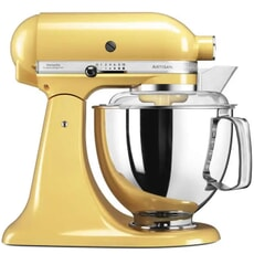 KitchenAid Artisan Mixer 4.8L Majestic Yellow (5KSM175PSBMY)