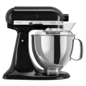KitchenAid Artisan Mixer 4.8L Onyx Black (5KSM175PSBOB)