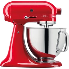 KitchenAid Limited Edition Queen Of Hearts Artisan Mixer 4.8L (5KSM180HBSD)