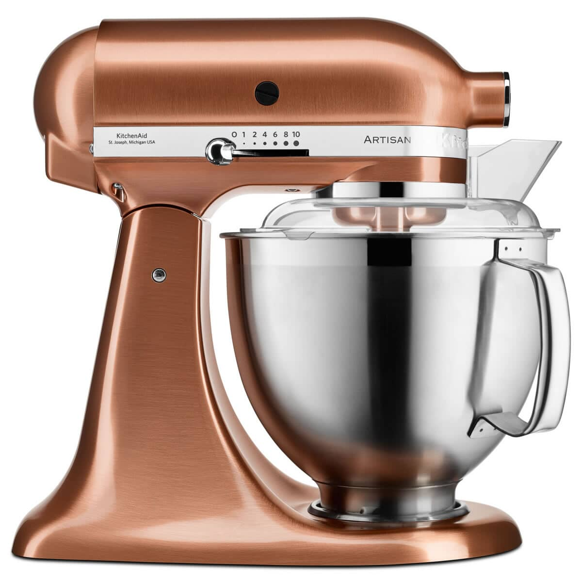 Kitchenaid Artisan Mixer 4 8l Copper 5ksm185psbcp