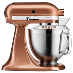 KitchenAid Artisan Mixer 4.8L Copper (5KSM185PSBCP)