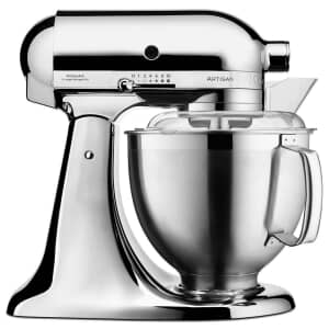 KitchenAid Artisan Mixer 4.8L Chrome (5KSM185PSBCR)