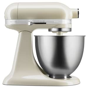 KitchenAid Mini Mixer Almond Cream (5KSM3311XBAC)