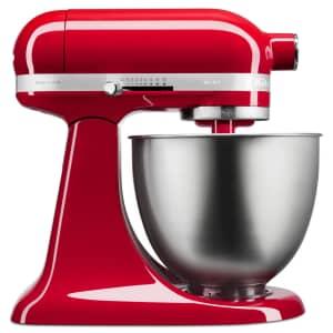 KitchenAid Mini Mixer Empire Red (5KSM3311XBER)