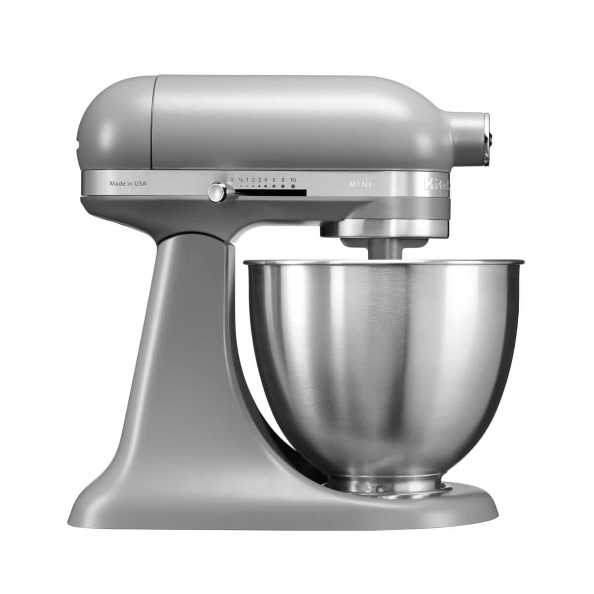 Kitchenaid Mini Mixer Matte Grey 5ksm3311xbfg