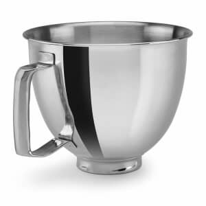 KitchenAid 3.3L Stainless Steel Bowl With Handle