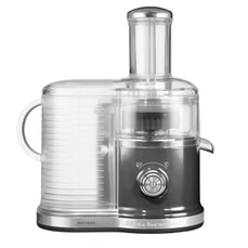KitchenAid Artisan Fast Centrifugal Juicer Medallion Silver