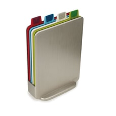 Joseph Joseph Index Mini Chopping Boards Silver