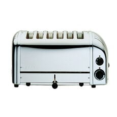 Dualit Classic 6 Slot Toaster Polished