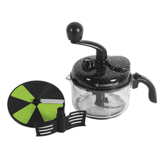 Wonderchef Turbo 6in1 Dual Speed Food Processor