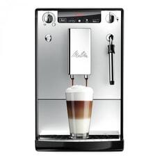 Melitta Caffeo Solo And Milk Silver Black Bean To Coffee Machine