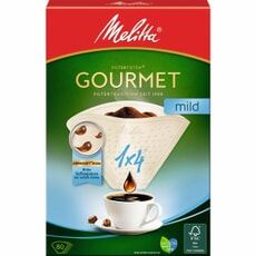 Melitta Filterbags 1 x 4 Gourmet Mild Pack of 80