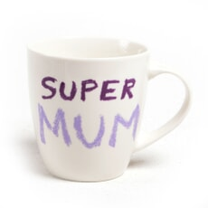 Churchill Jamie Oliver Cheeky Mug Super Mum