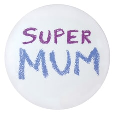 Churchill Jamie Oliver Cheeky Coaster Super Mum