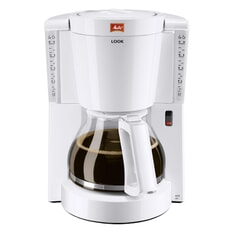 Melitta Look IV White Filter Coffee Machine