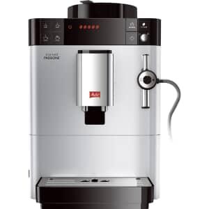 Melitta Caffeo Passione Silver Bean To Cup Coffee Machine (F530-101)