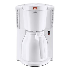 Melitta Look IV Therm White Filter Coffee Machine (1011-09)